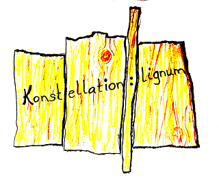 Konstellation: lignum
